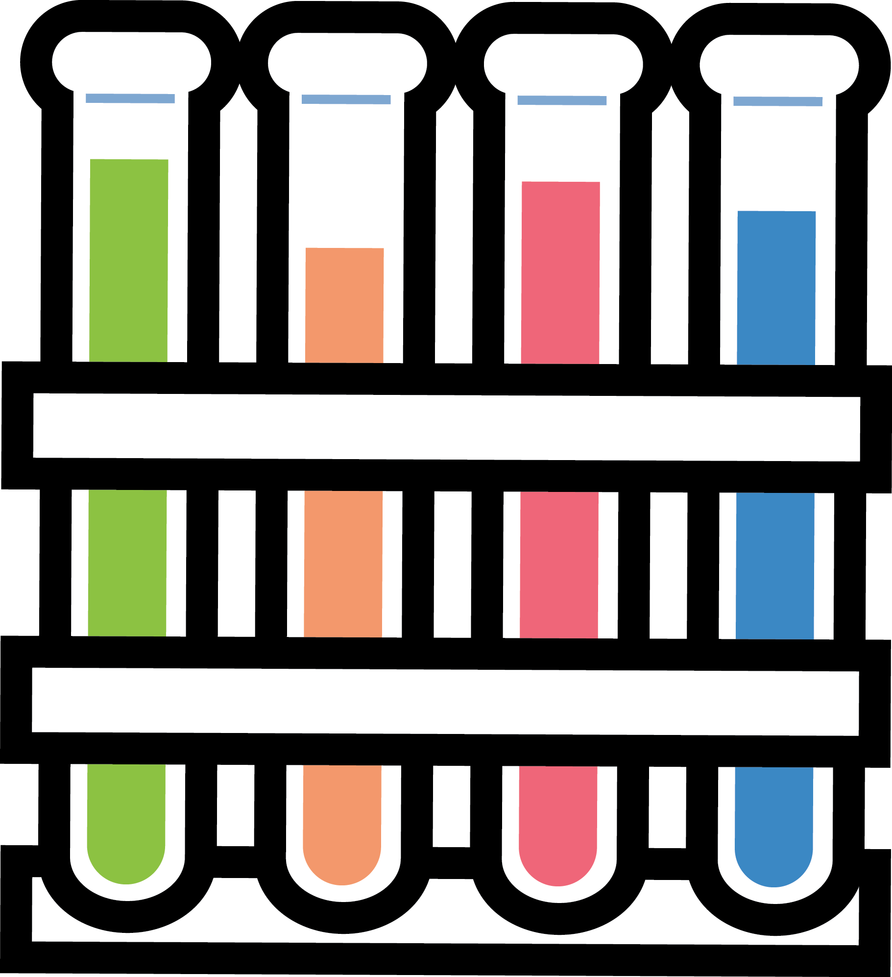 clipart test tubes and beakers - photo #27