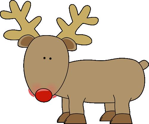 Reindeer Clip Art Christmas | Clipart Panda - Free Clipart Images