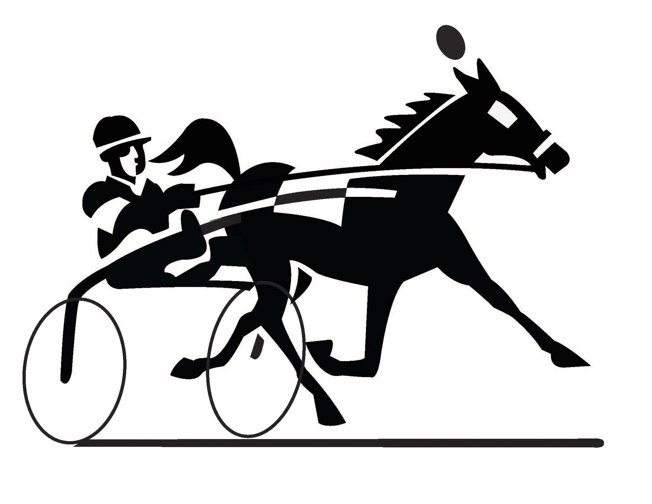 Harness Racing Clip Art Cliparts Co
