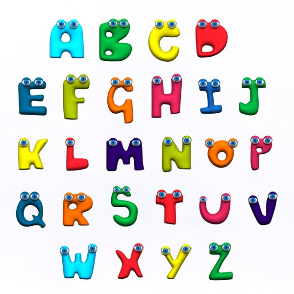 Animated Letters Of The Alphabet Free Download