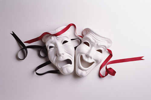 Drama Masks | Flickr - Photo Sharing!