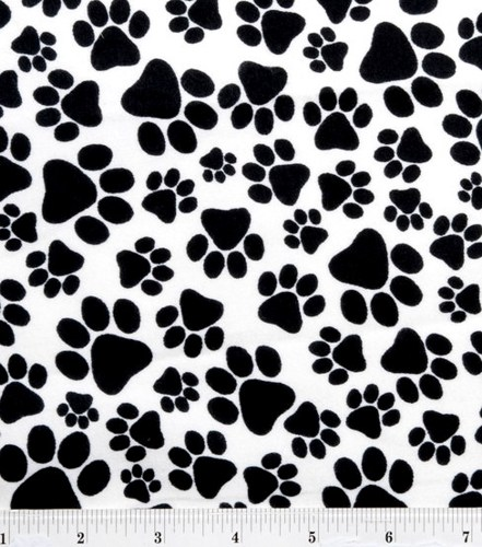 dog paw prints in - photo #45