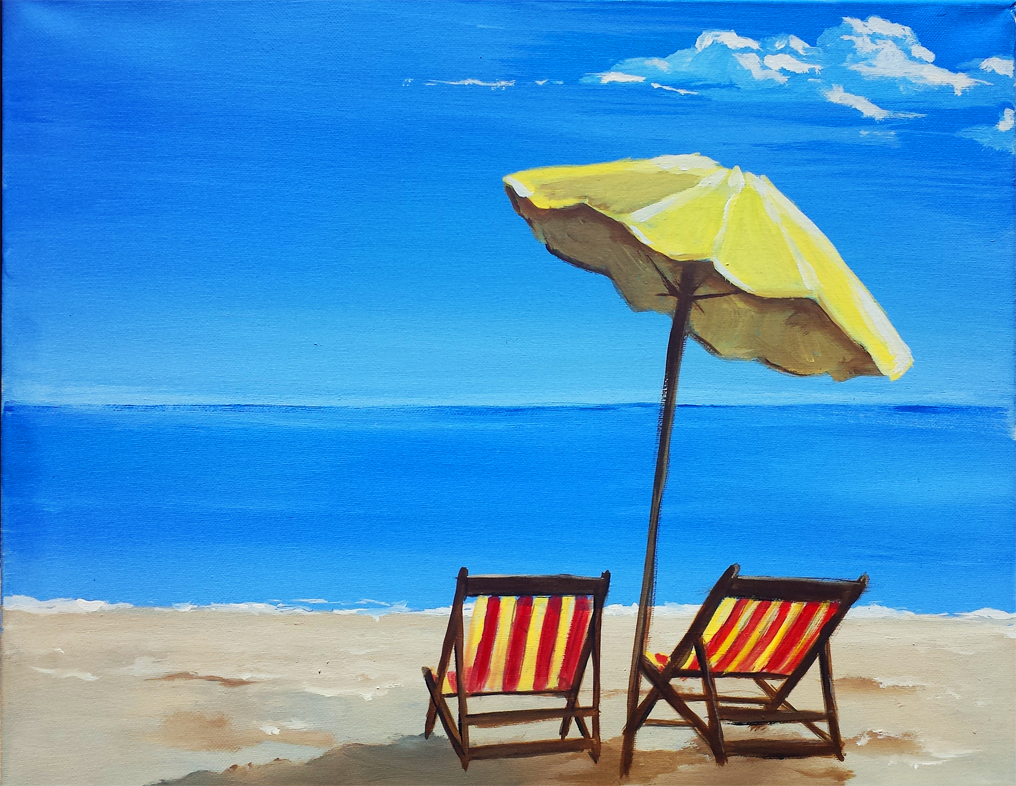 beach clip arts