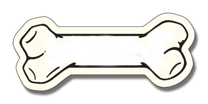 dog bone clipart