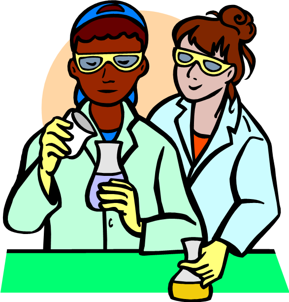 clipart test tubes and beakers - photo #29