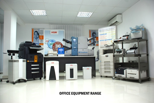 office automation equipment used in post office new