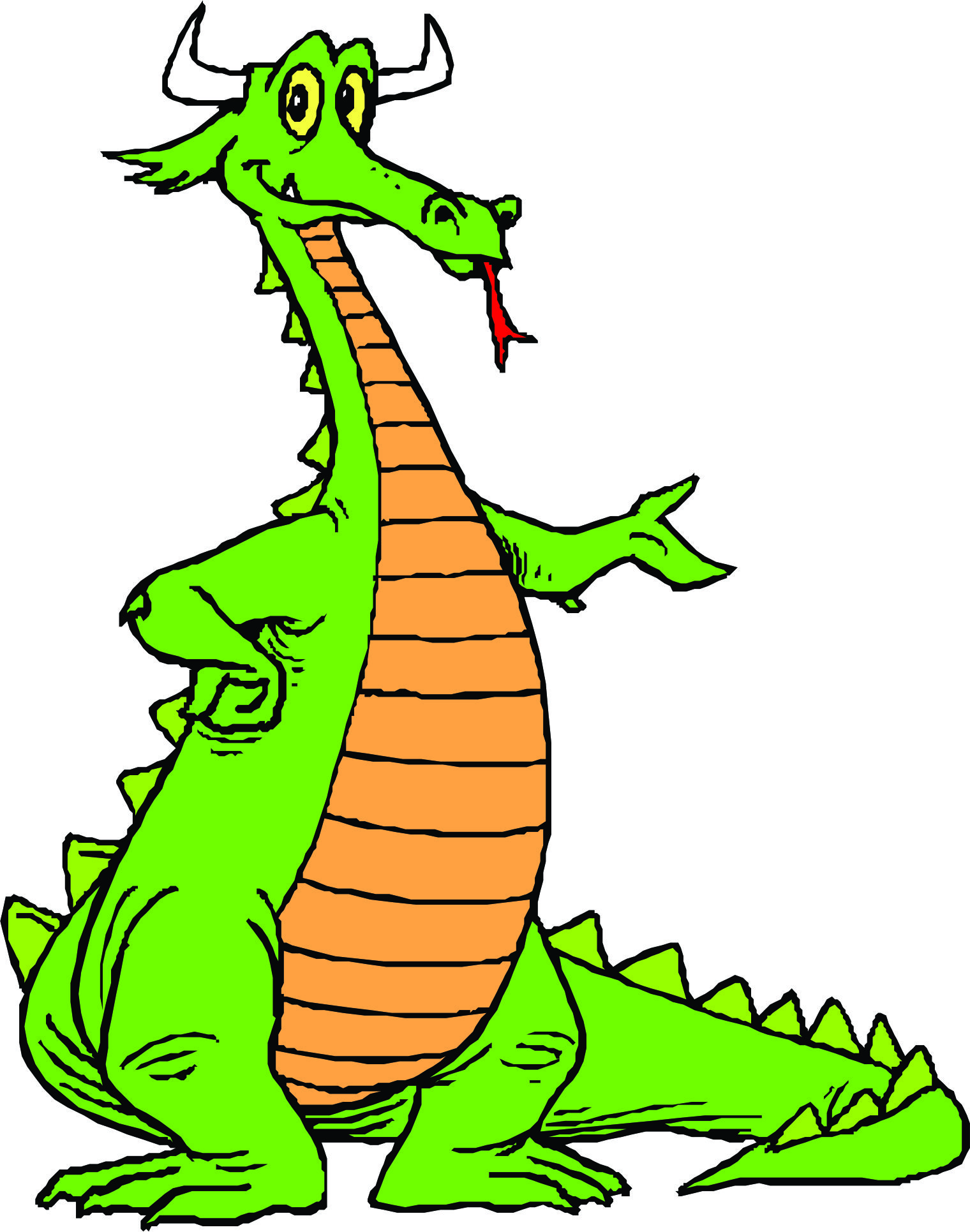 Cartoon Dragons | Page 2 - ClipArt Best - ClipArt Best