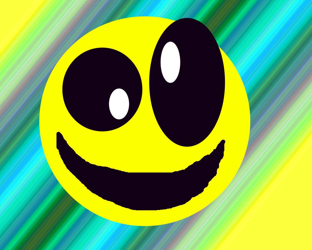 Crazy Smiley Face Clip Art - ClipArt Best