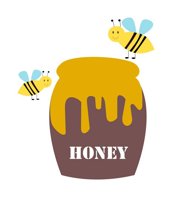 clipart honey - photo #10
