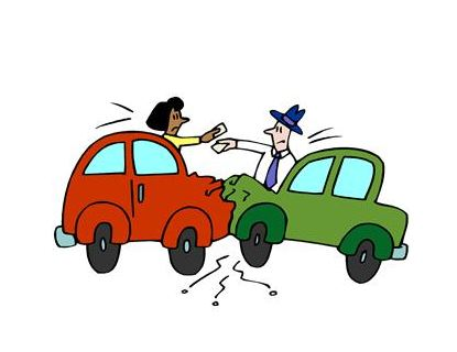 Car Accident Cartoon Pictures - Cliparts.co