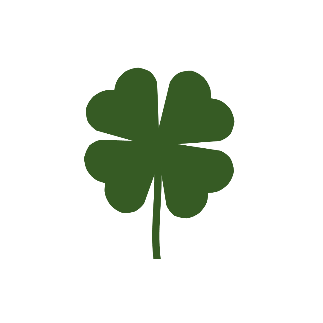 Free Clipart N Images: Four Leaf Clover Clip Art