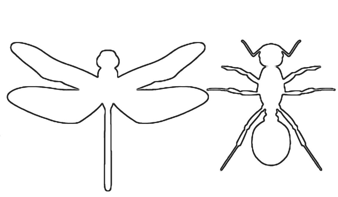 Dragonfly Origami Easy