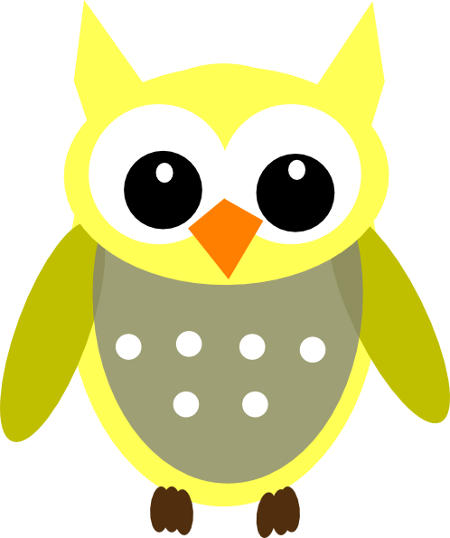 colorful cute owl vector - photo #15
