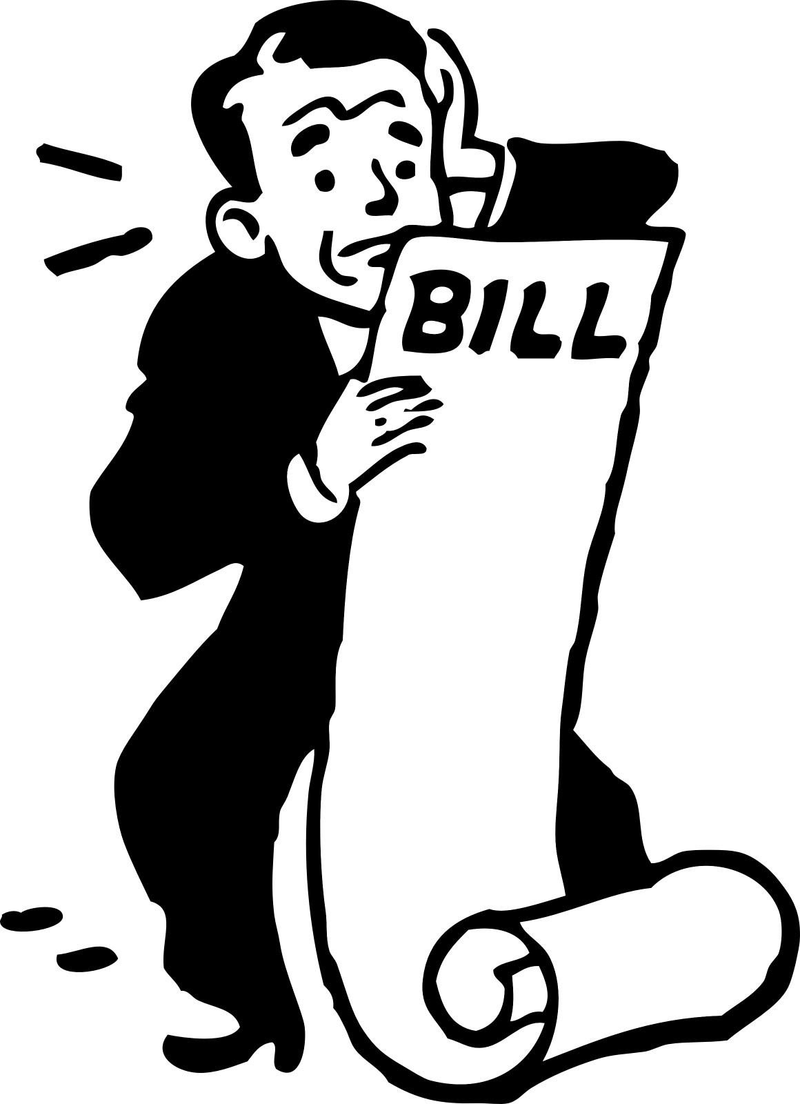 GALLERY: Electricity Bill Clip Art