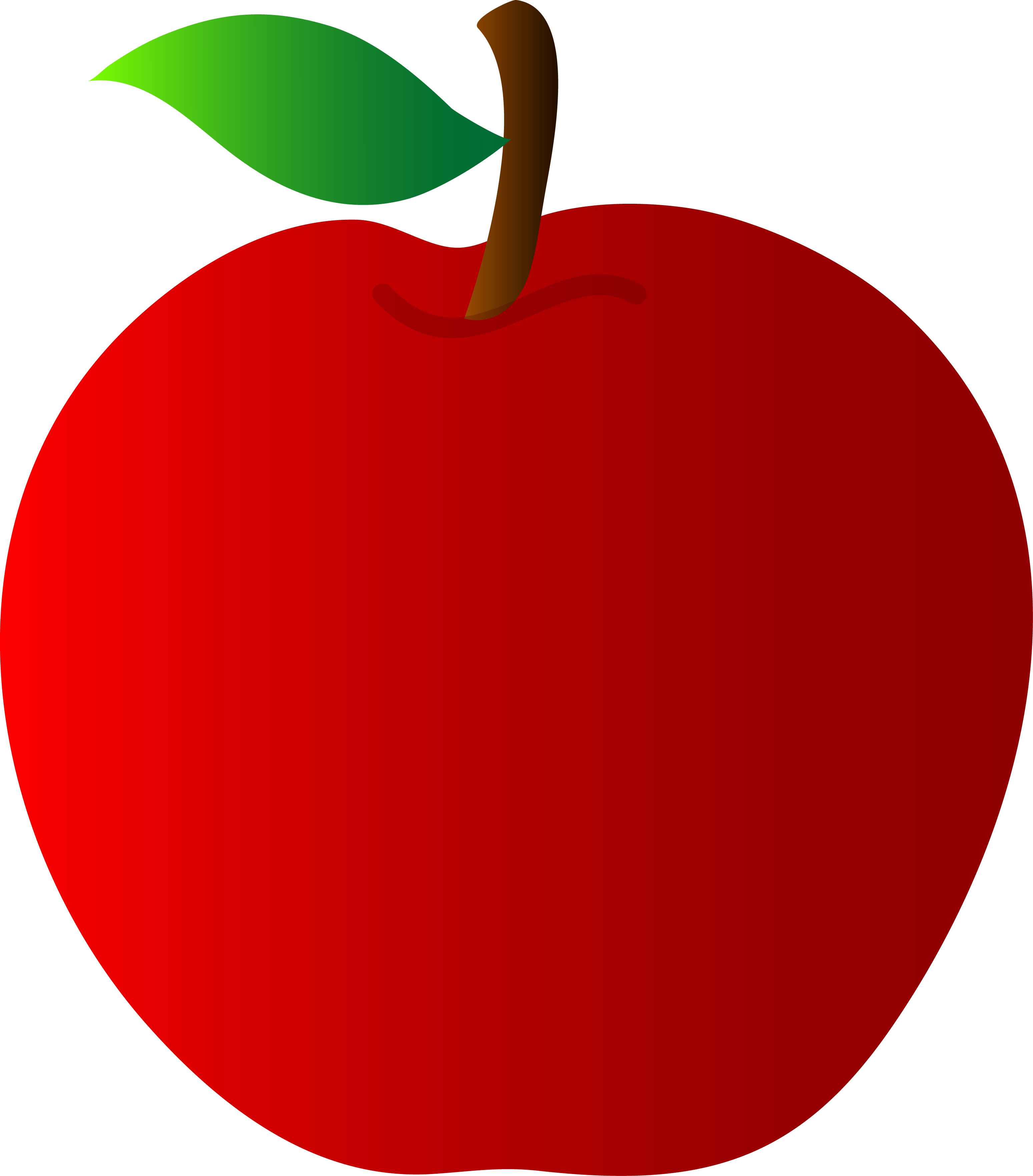 Teacher Holding Apple Clipart | Clipart Panda - Free Clipart Images