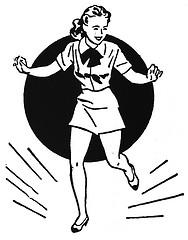 1950s Clip Art Free - Cliparts.co