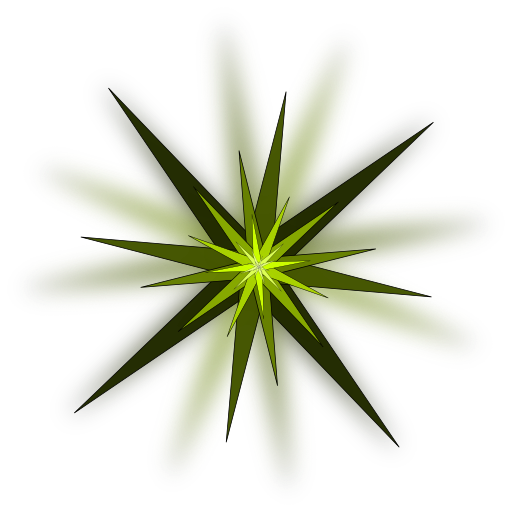 Green Star Images - Cliparts.co
