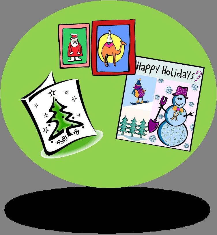 free clip art christmas cards - photo #6