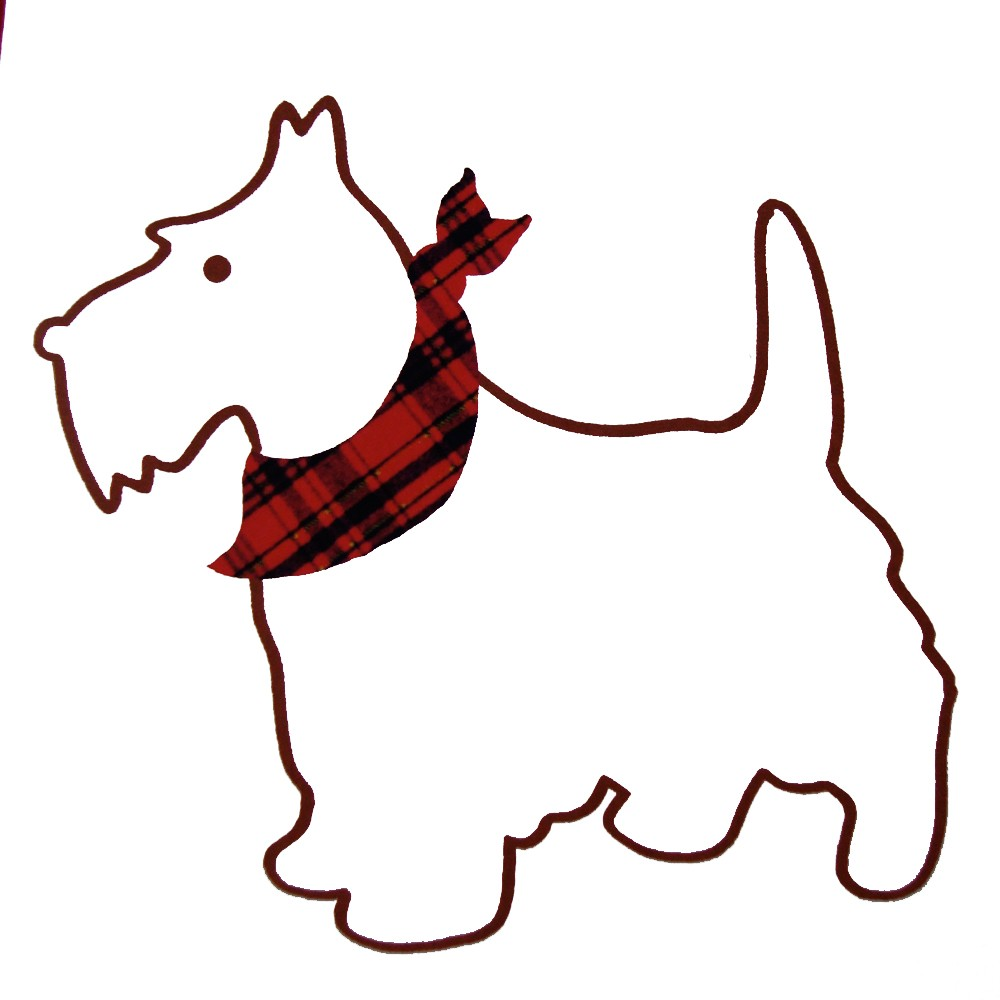 Scottie Dog Clipart - ClipArt Best