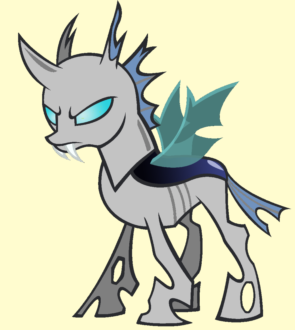 Silver Knight by InfinityQuillthePony on deviantART
