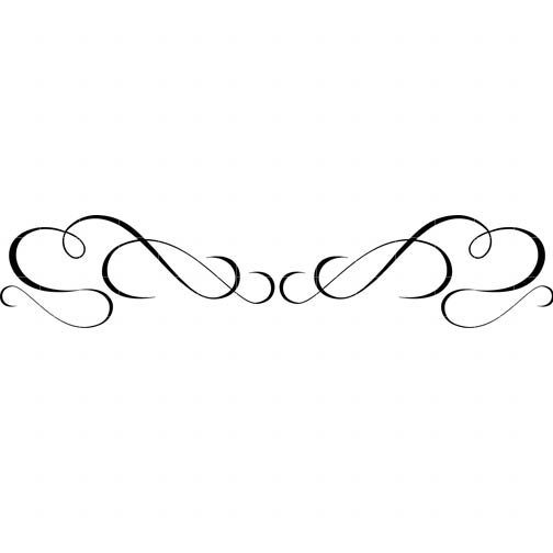 swirl border clip art cliparts co Scroll Work Designs Free Scroll Work Patterns