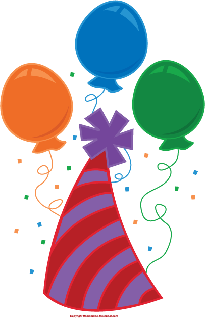 Pix For > Birthday Hat Clipart Png