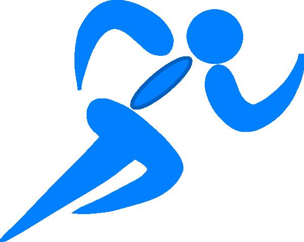 Runner Field Day clip art - vector clip art online, royalty free ...