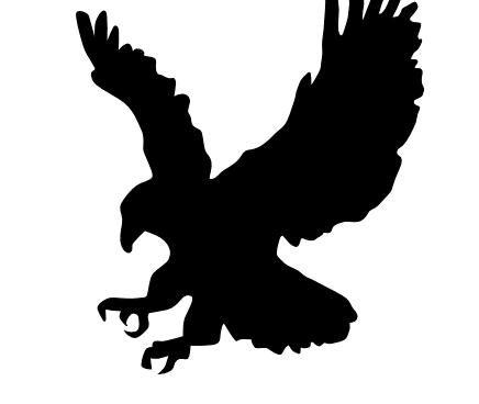 photo about Printable Hawk Silhouette for Window named Absolutely free Printable Silhouettes -