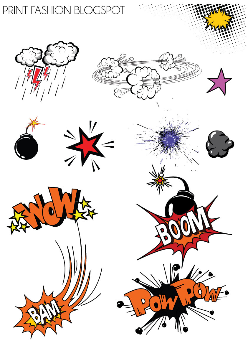 Comic Clip Art - Cliparts.co