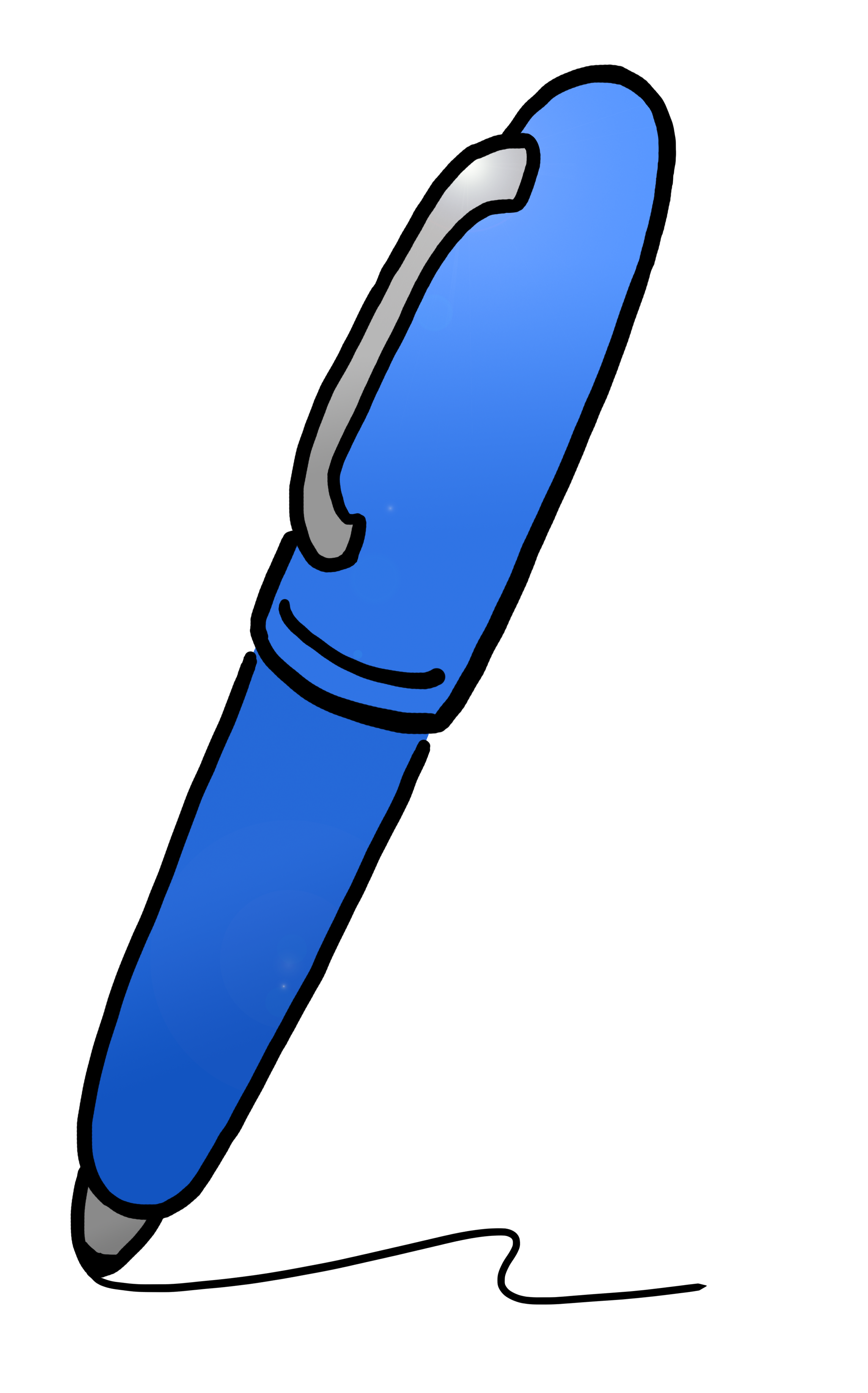 Clip Art Pen - Cliparts.co