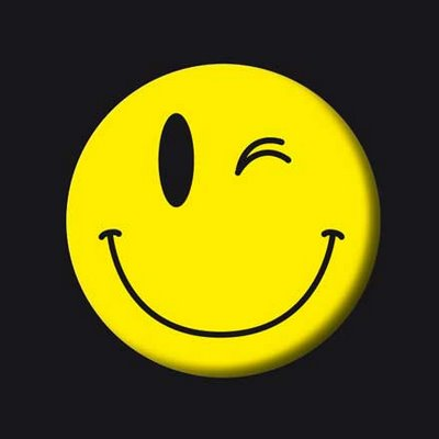 Pix For > Clipart Smiley Face Wink