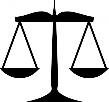 Settlement Law Justice clip art Vector clip art - Free vector for ...