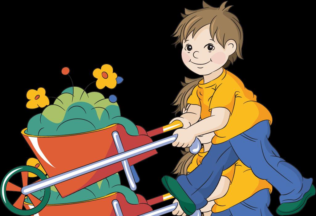 Gardening Clip Art - Cliparts.co