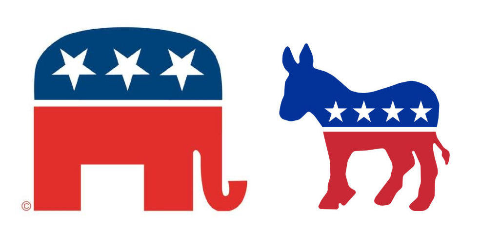 Political Logos: The origins of the Republicans' elephant and ...