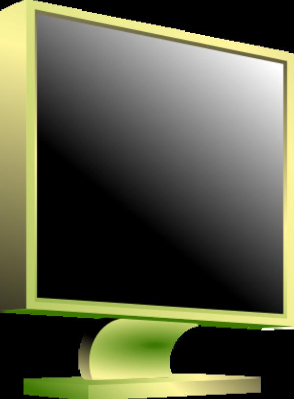 led monitor clipart - photo #8
