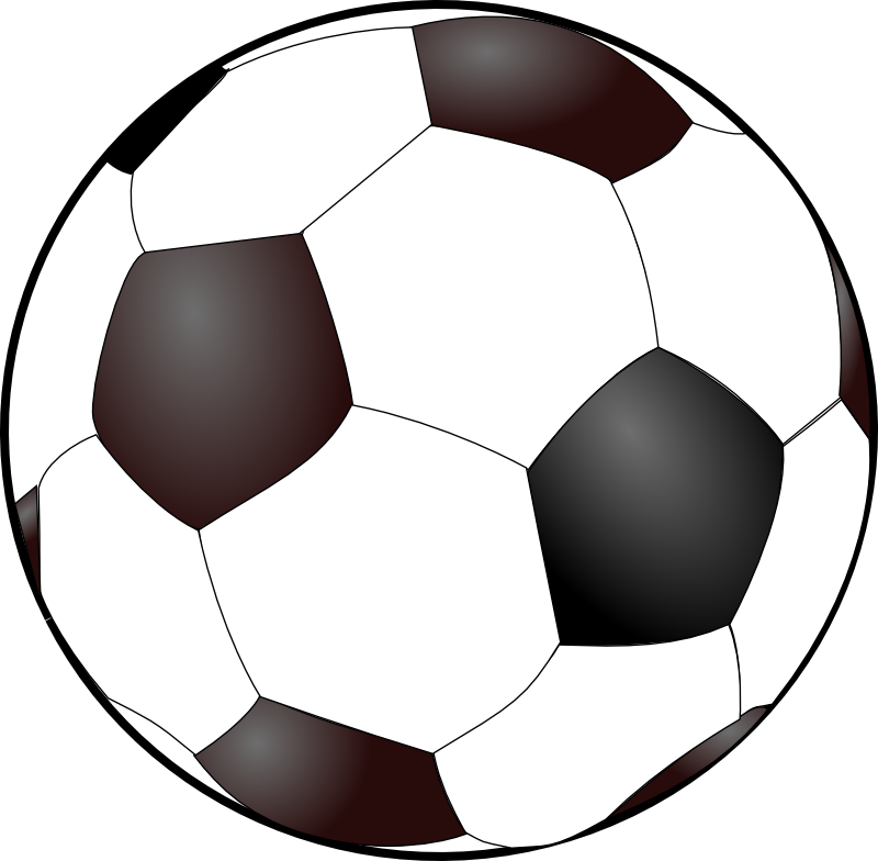 Clipart - Soccer Ball - Cliparts.co