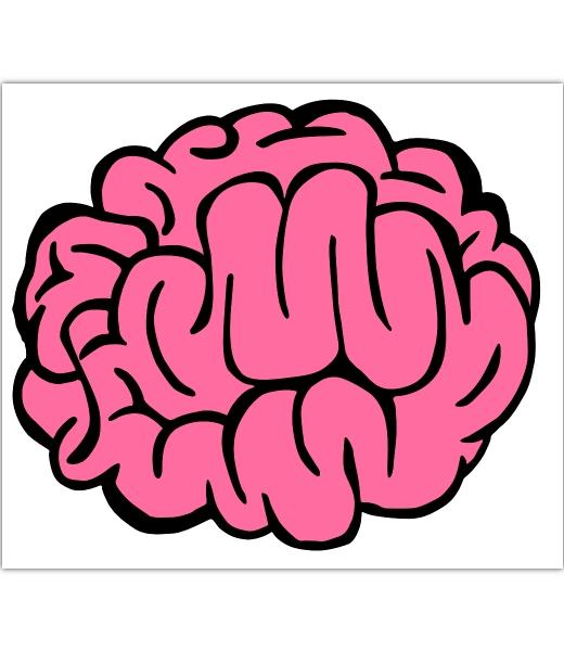 animated brain clipart - photo #20