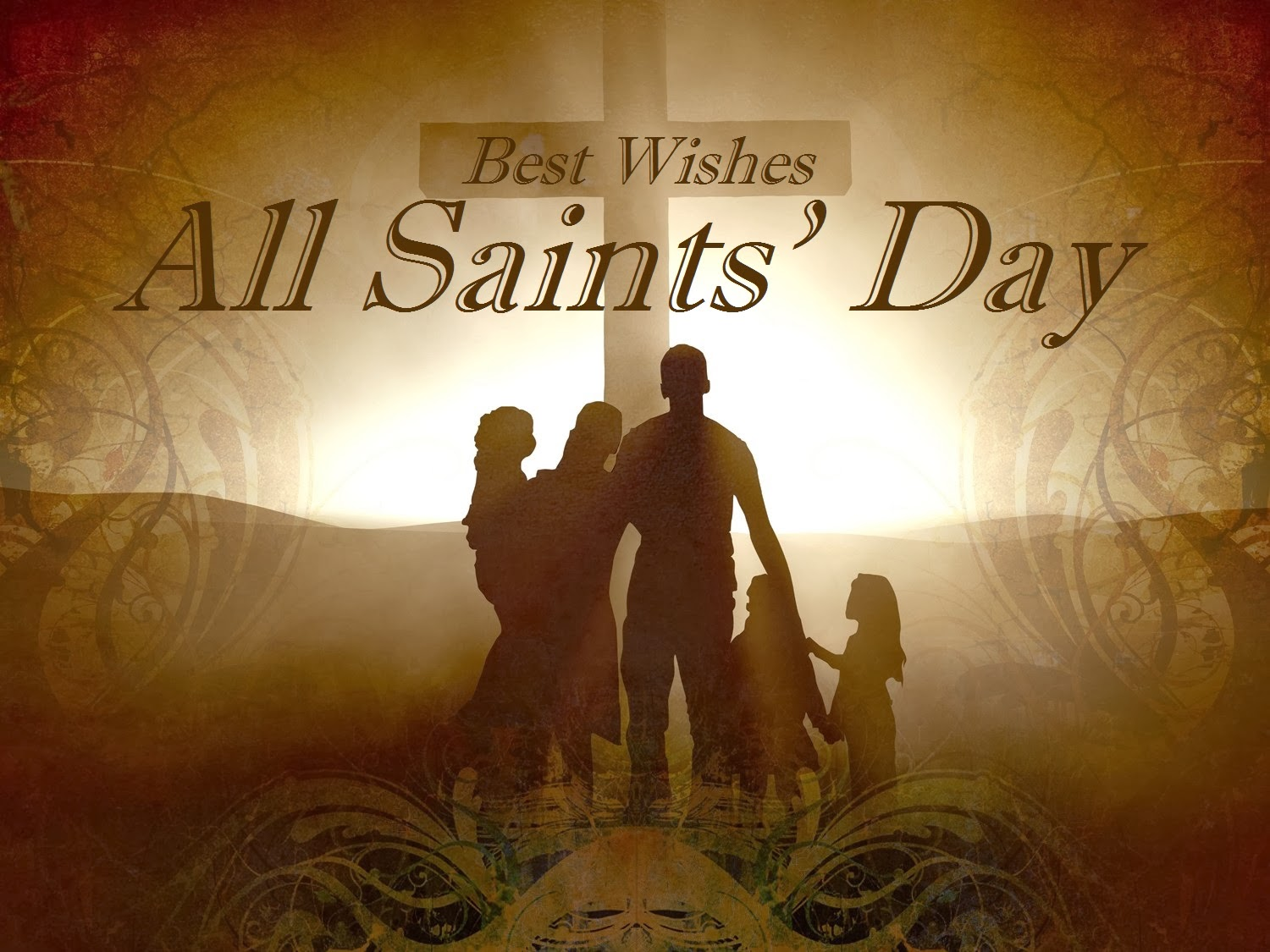 free all saints clipart images clipartsco