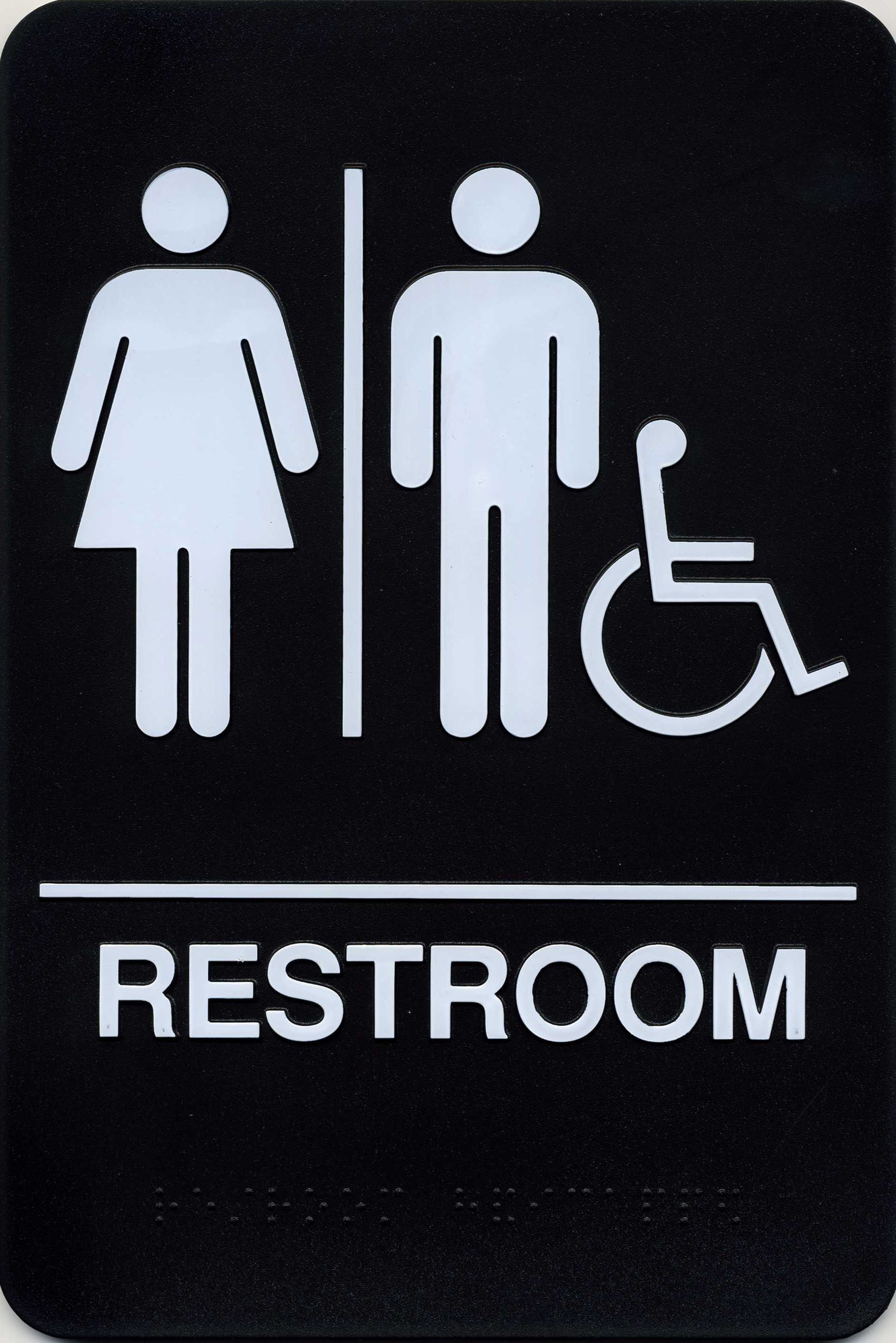 Bathroom sign for home - Bathroom Sign Vector S In Handicap Sings Handicap Bathroom Signs