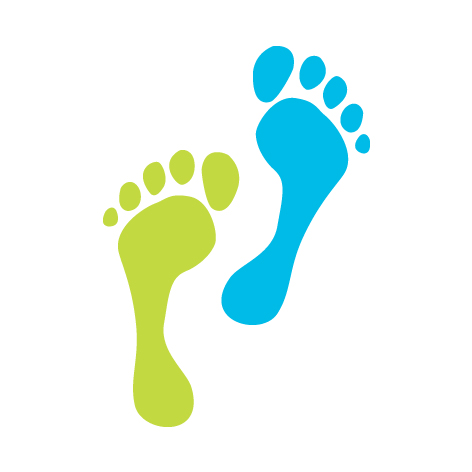 Foot Steps - Cliparts.co Steps