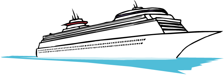 Cruise Ship Clip Art Free - ClipArt Best