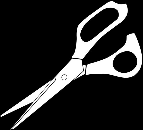 clip art scissor line - photo #5