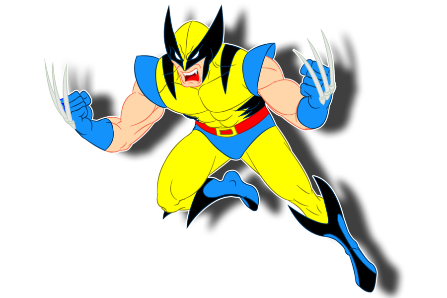 Wolverine Clip Art - Cliparts.co