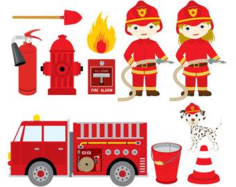 Fireman Image - Cliparts.co