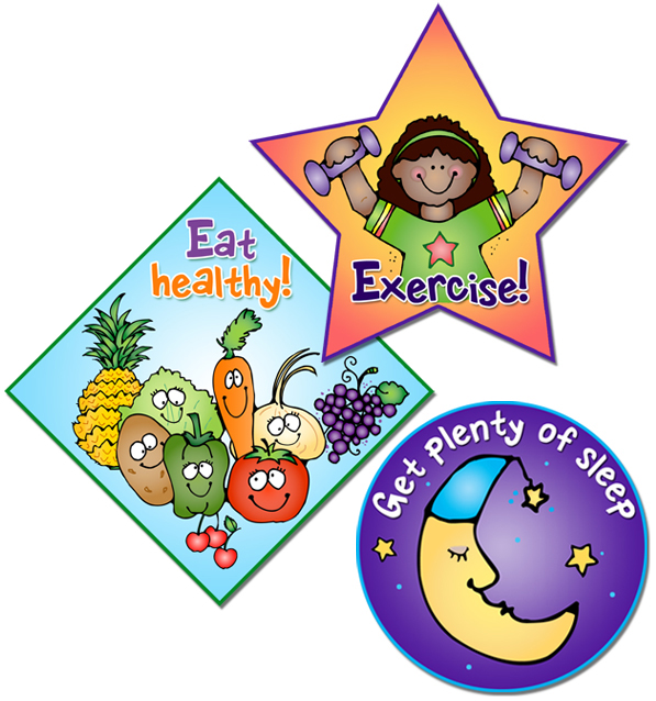 Healthy Kids Clip Art - Cliparts.co