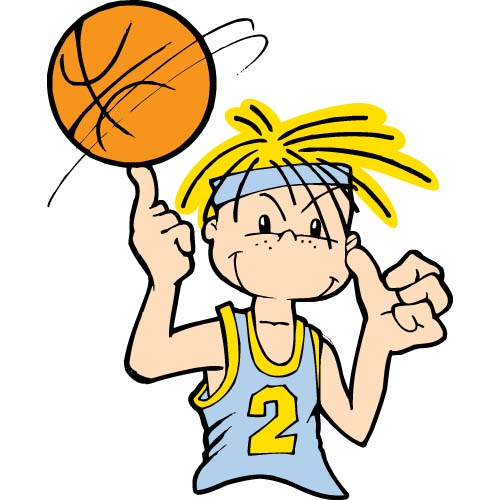 Girl Basketball Player Clipart Shooting | Clipart Panda - Free ...