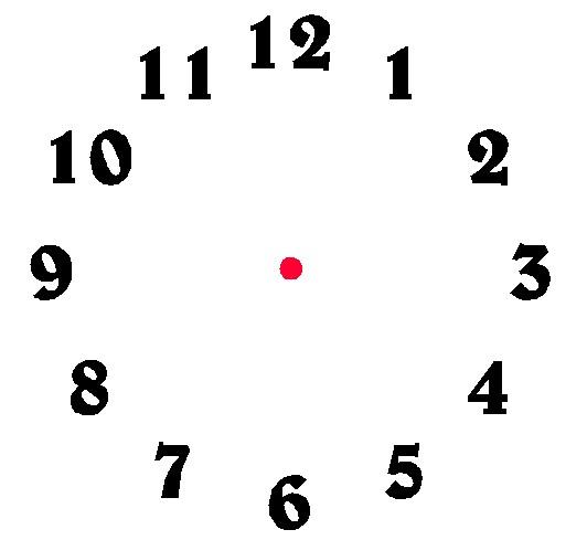 Clock Faces Clip Art - Cliparts.co