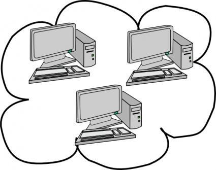 Computer Network Clip Art - Cliparts.co - 40.7KB