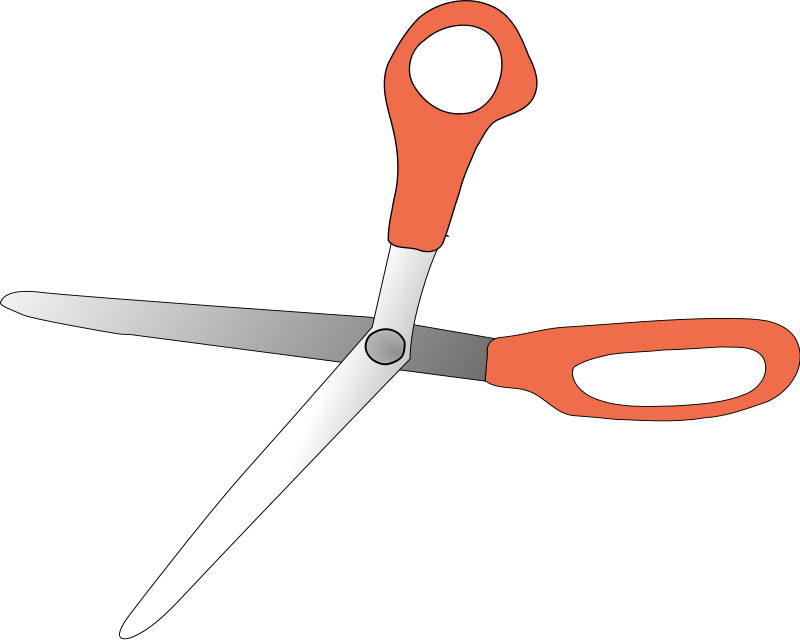 Hair Cutting Scissors Clip Art - Cliparts.co