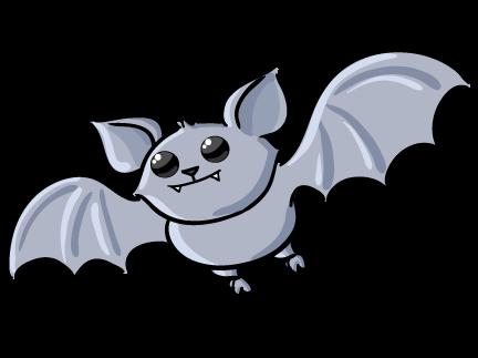 Free Bat Clip Art - Cliparts.co